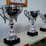 Accent Trophies - Silver Cups